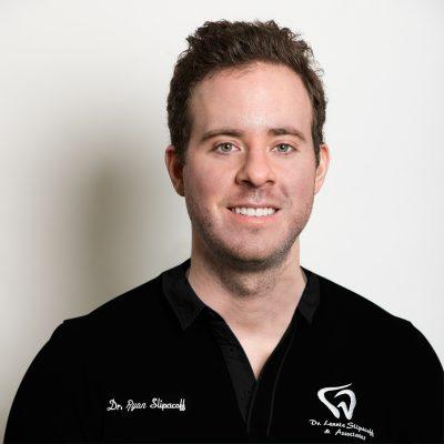New Sarnia Dentist, Dr. Ryan Slipacoff at Northern Family & Cosmetic Dental Centre